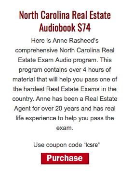 North Carolina Real Estate Audiobook by Anne Rasheed